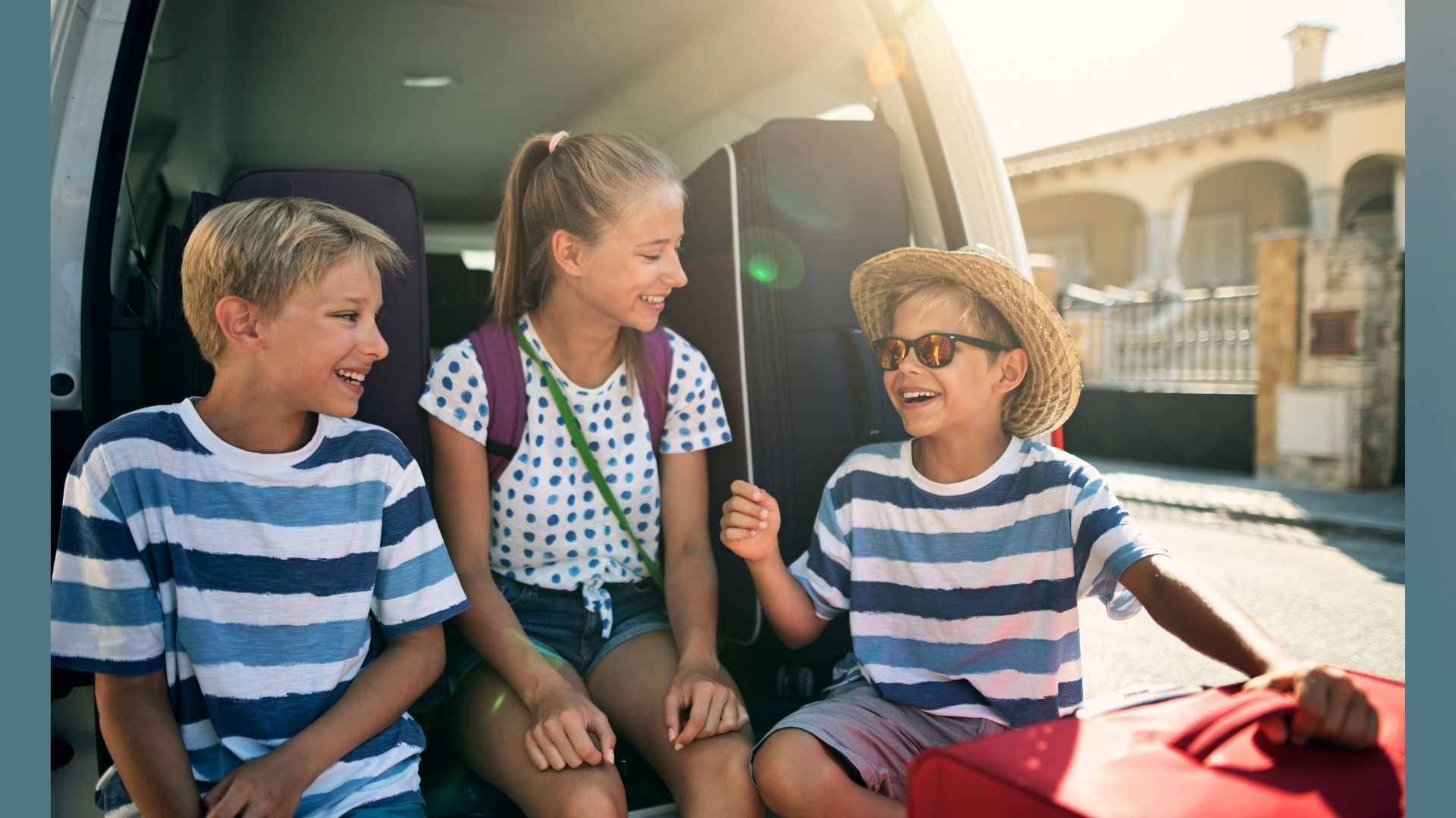 How To Survive A Long Car Journey With Kids
